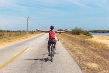 Oprema za zahtevnejše kolesarje