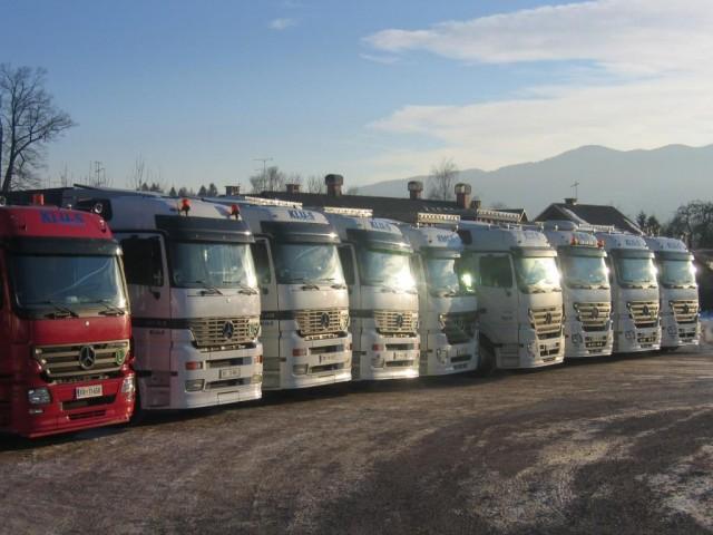 mednarodni transport