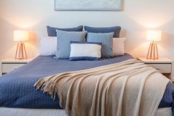 Dimenzije posteljnine niso enake dimenzijam ležišča