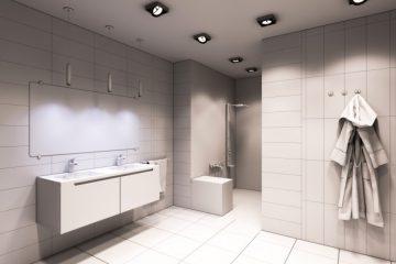 obnova kopalnice