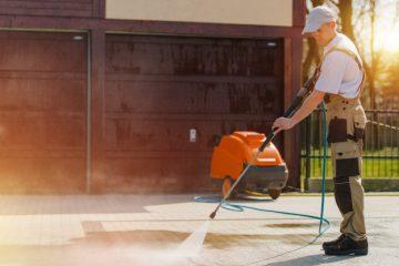 Visokotlačni čistilec Lavor za najučinkovitejše čiščenje površin