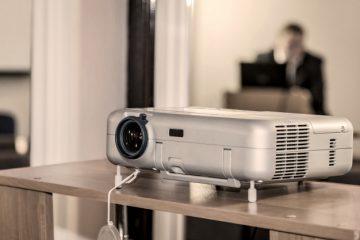 Nosilci za projektorje