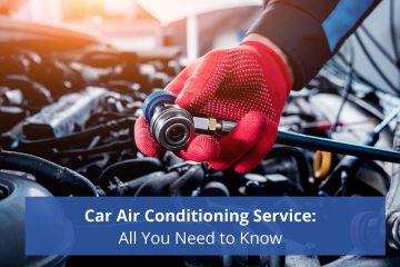 Avto klima servis